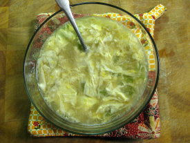 Egg Drop Soup — A Paleo/Primal Recipe