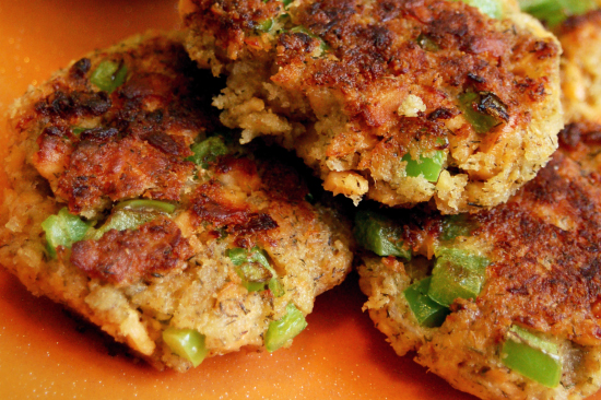 Salmoncroquettes