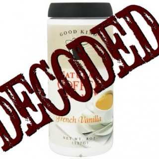 Decoding Labels: Good Kind Natural Coffee Creamer