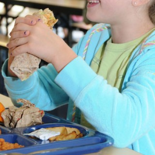 School Lunches Made This Child Sick