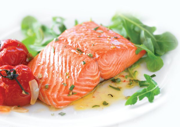 Wild Alaskan Salmon from Vital Choice