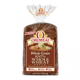 Decoding Labels: Oroweat 100% Whole Wheat Bread