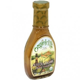 Decoding Labels: Organicville Olive Oil & Balsamic Vinaigrette