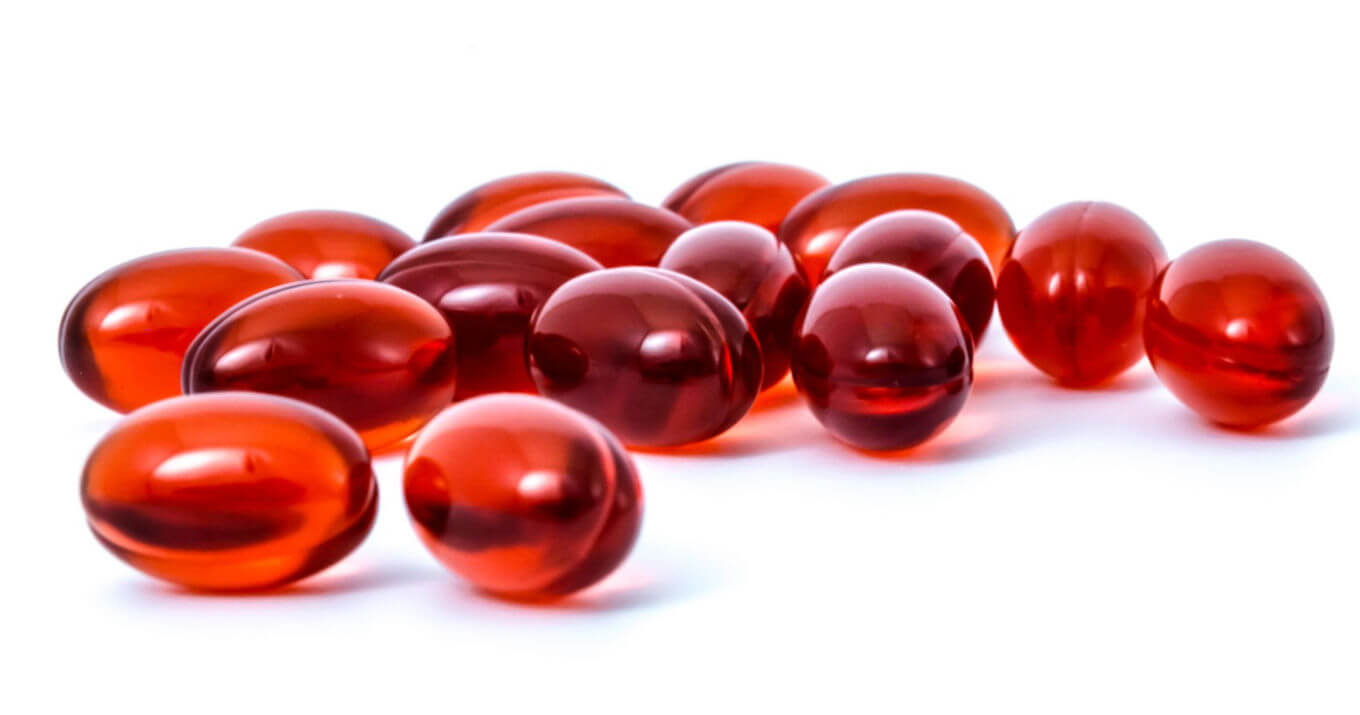 krill oil astaxanthin benefits