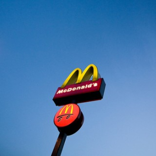McDonald's Unpopular with 19-30 Year Olds