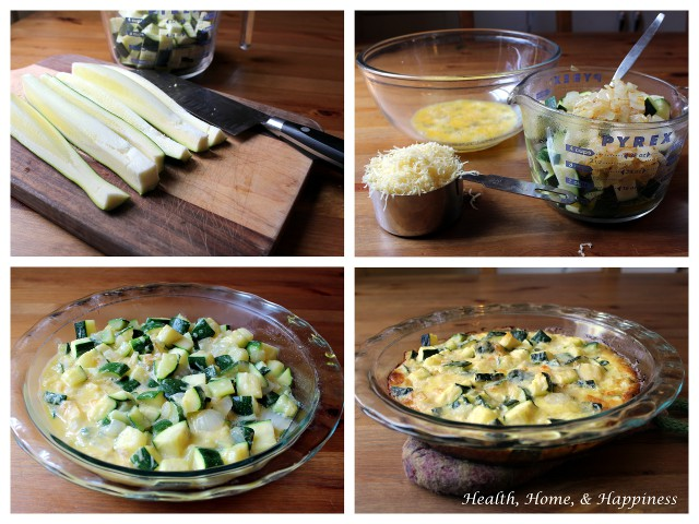 Zucchini Casserole Instructions Gluten Free GAPS