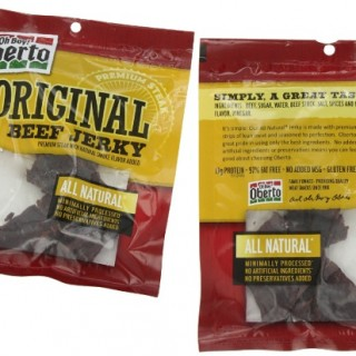DECODING LABELS: Oh Boy Oberto Natural Beef Jerky