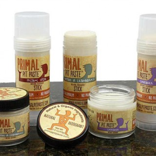 3 Winners & Coupon for Primal Pit Paste Store