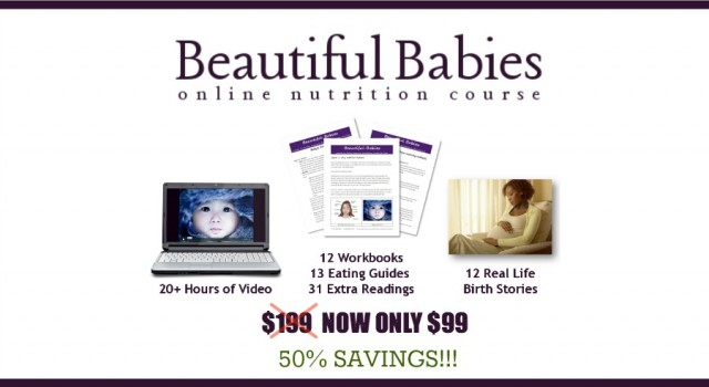 Black friday weekend sale save 50 on e books meal plans beautiful babies 3 fandeluxe Images