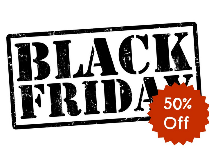 Black friday weekend sale save 50 on e books meal plans blackfriday fandeluxe Images