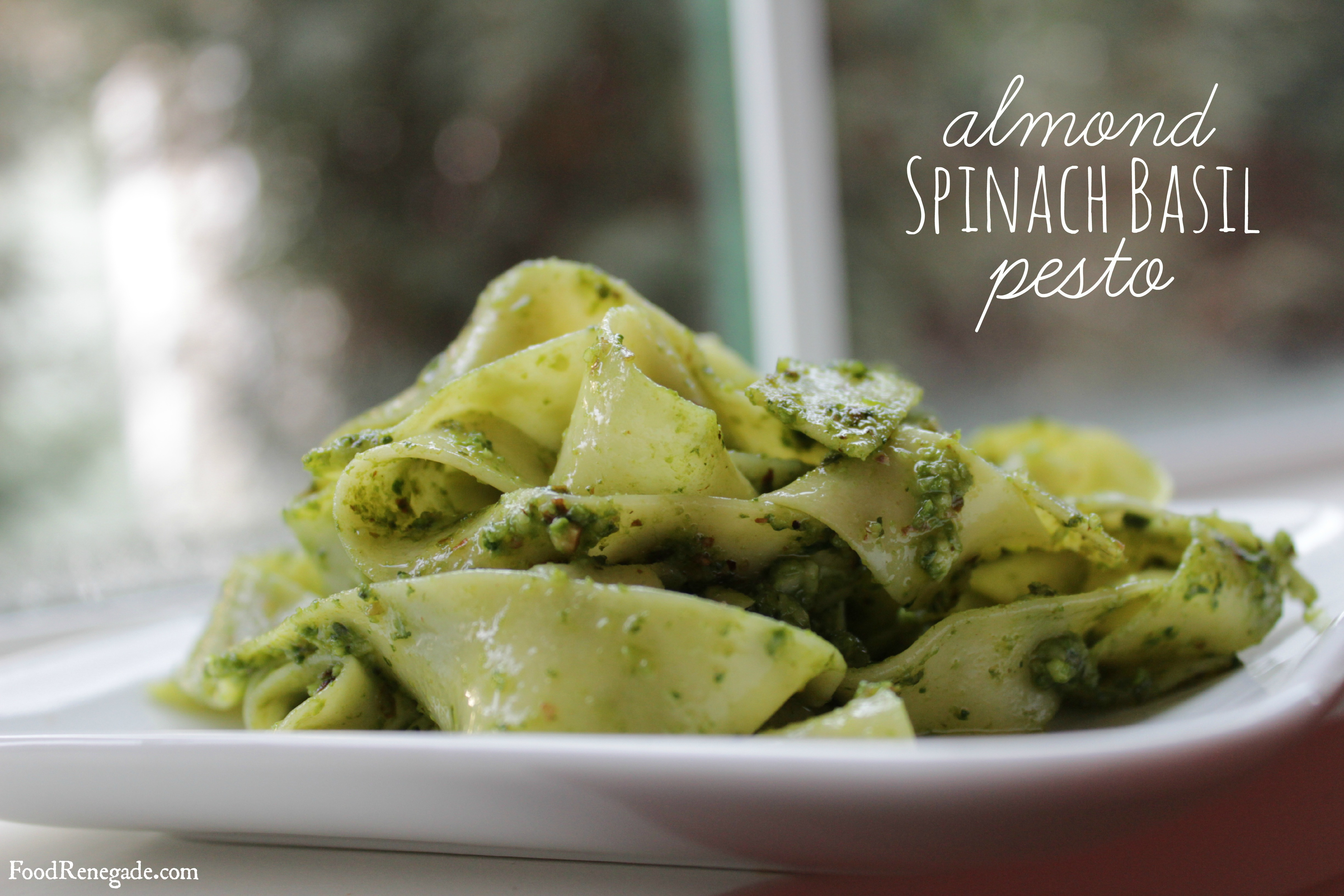 images Basil Spinach Pesto
