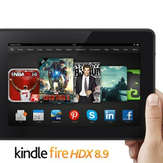 March Giveaway: Kindle Fire HDX 8.9″ Tablet