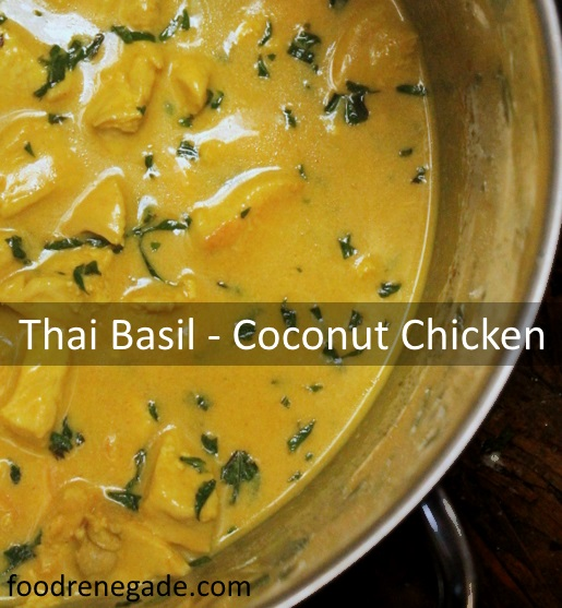 thai basil coconut chicken 2