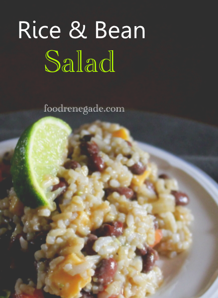 rice and bean salad resistant starch2