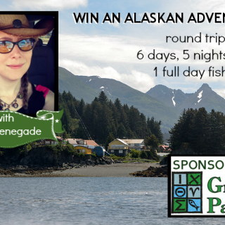 Win an Alaskan Adventure