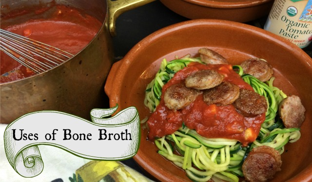 How to Use Bone Broth