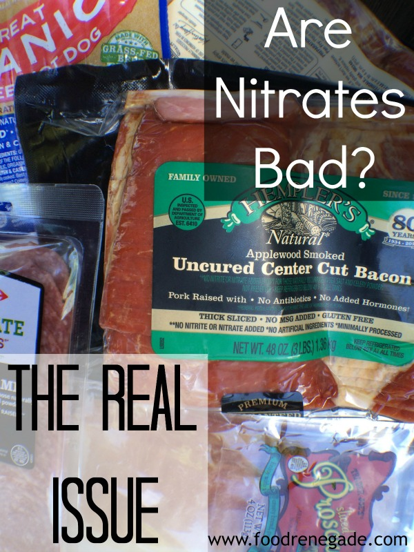 Are Nitrates Bad?