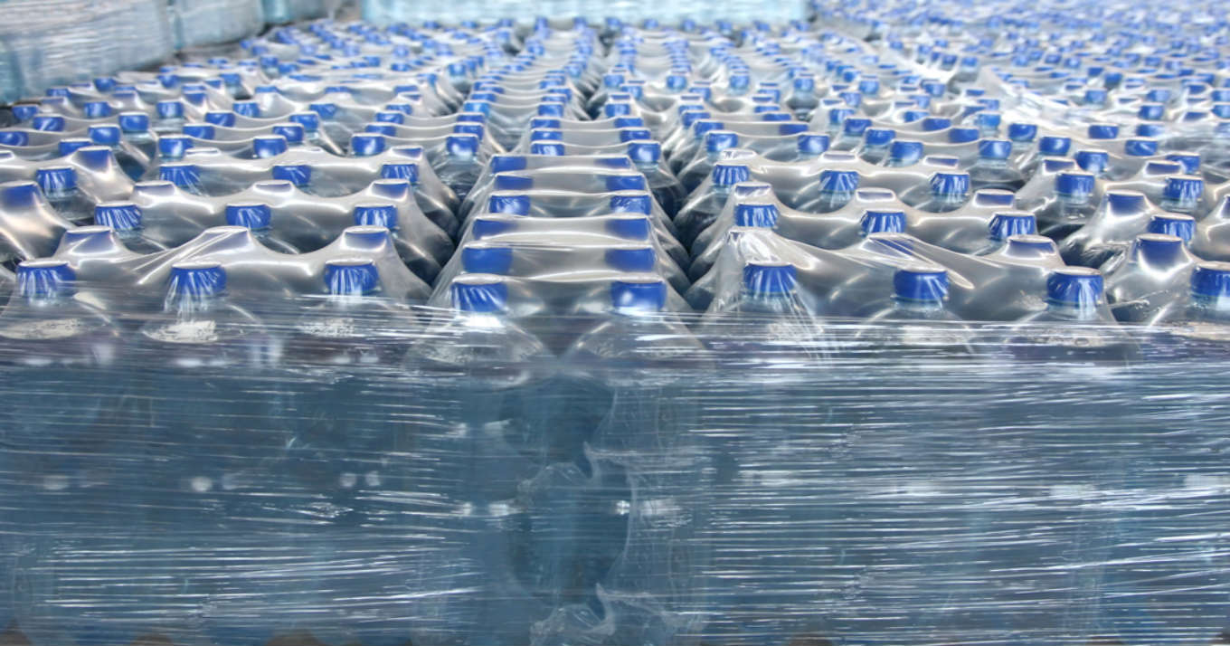 Sea of Bottled Water