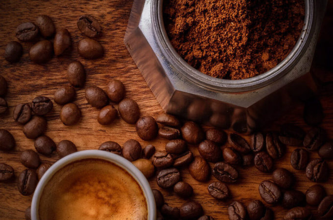 coffee ground bugs news