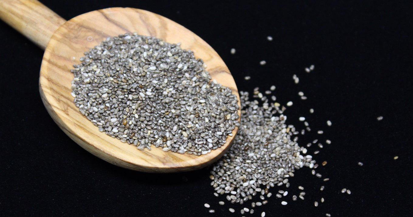 egg substitute chia seeds